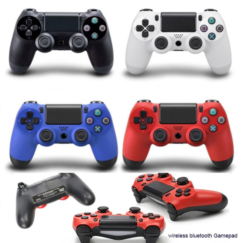 Haute qualité sans fil bluetooth Gamepad Joystick controller pour Sony PS4 Contrôleur Joystick Gamepads pour PlayStation 4 Console