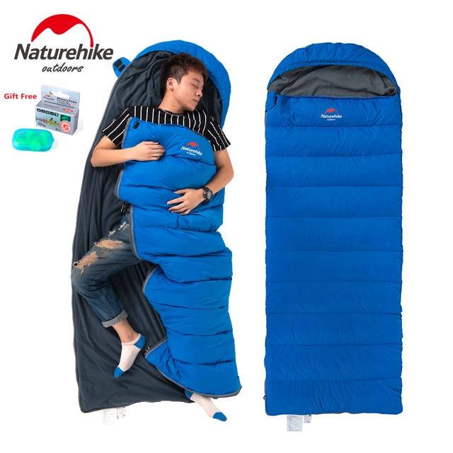 Naturehike Factory Envelope Down Sleeping Bag Winter