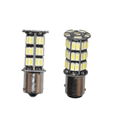 цена на 1PCS 500lm White Tail Brake Signal Bulb 1157BAY15D 42 5630 5730 SMD LED Car Light