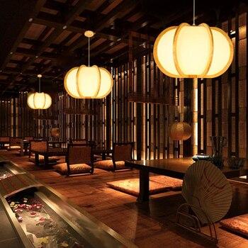 אורנים, יפני סגנון עץ פנסי, יומנים, מוצק דלעת אורות חדר טאטאמי נברשות, LED נורות.