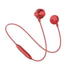 Новые Bluetooth наушники беспроводные наушники Поддержка 2 устройства водонепроницаемые наушники спортивные наушники бас стерео с микрофоном для телефона