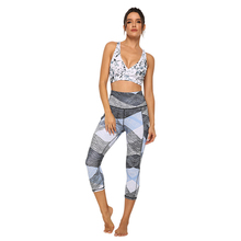 Print Casual Sports Fitness Stretch Hip Sexy Leggings Fashion Women Plus Size Workout 2019 NEW