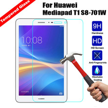 Ultra Clear Screen Protector For Huawei Mediapad T1 8.0 S8-701W Tempered Glass Tablet Protective Film Guard Glass Ultra Thin 9H football manager 2016 [pc цифровая версия] цифровая версия
