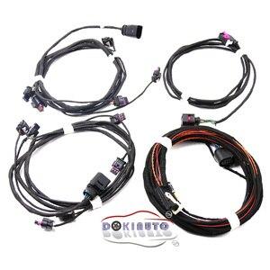 Автоматическая парковка PLA 2,0 3,0 обновление кабели от 0K до 12K установить жгут проводов для Audi A3 8V