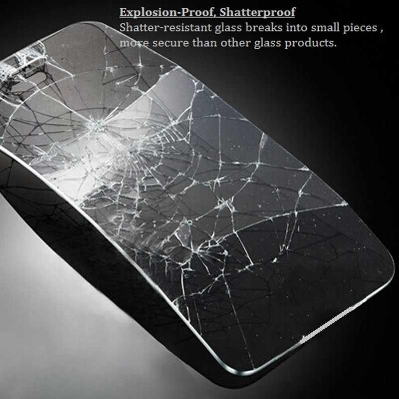 4 шт./лот закаленное Стекло для huawei Y9 2019 Y5 Y6 Y7 Prime 2018 2019 Y6II Y5II II усовершенствованная, от взрыва, Экран протектор
