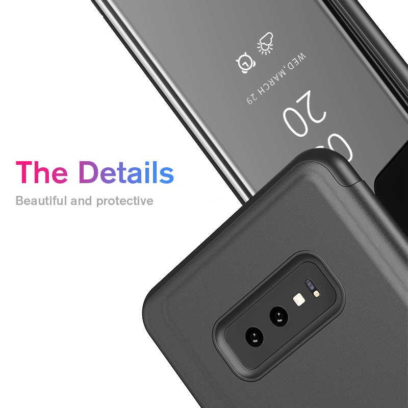 Flip funda para Huawei Honor 20 funda para Huawei Honor V20 9X Pro 10i P20 P30 Lite Plus Pro P Smart Z Y9 2019 8X Max cubierta