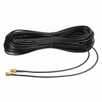 20m Extension Cables SMA Male to Female Coaxial Extension Cable WiFi Router Antenna Aerial Copper Plated Gold Cable
