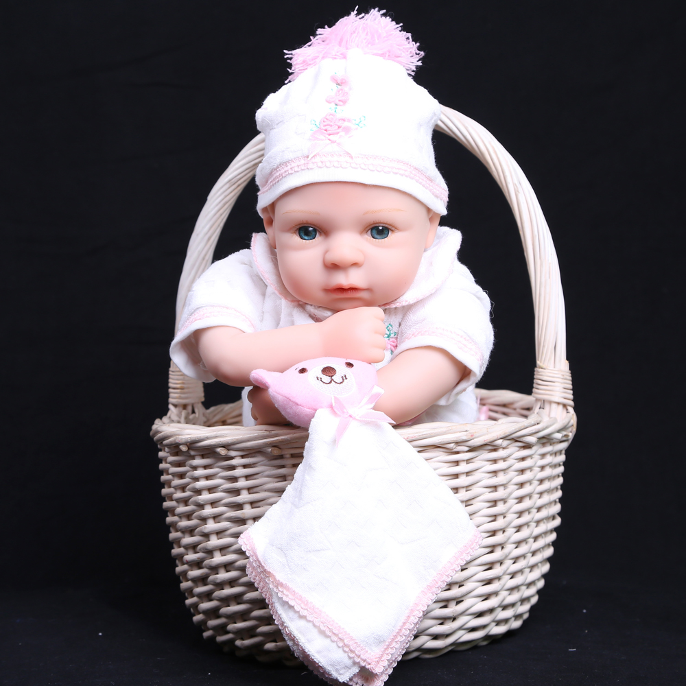 22Inch Silicone Reborn Baby Doll Kids Playmate Gift for Girls Baby Alive Soft Toys for Bouquets Doll Newborn Baby Dolls Presents22Inch Silicone Reborn Baby Doll Kids Playmate Gift for Girls Baby Alive Soft Toys for Bouquets Doll Newborn Baby Dolls Presents