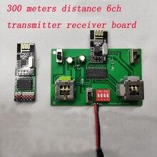 1set DIY Remote Controller Radio Sytem Parts 300 Meters Dist