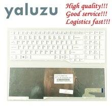 YALUZU Новый США для ноутбуков Fujitsu Lifebook A544 AH544 AH564 A544 AH544 AH564 Клавиатура ноутбука CP648386-03 MP-13K33US-930 CNYACP648386