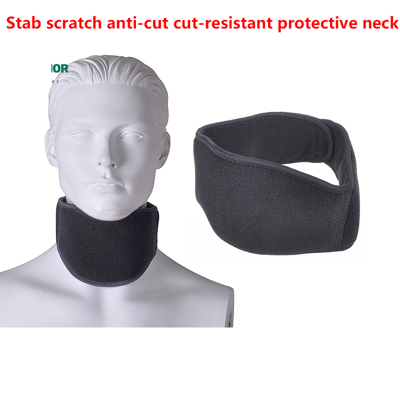 Anti-stab Protective Gear/Protective Neck Stab Polymer Material FBI Supplies Self-defense Anti Cut Anti-hack Full Se Anti Tool pyramex venture gear pagosa sw518t anti fog