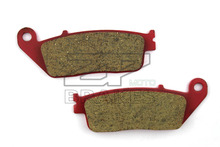 Motorcycle Parts Brake Pad For HONDA CBR 750 F1 1988 NSA 700 A9 DN-01 2008-2009 Rear OEM New Red Composite Ceramic Free shipping