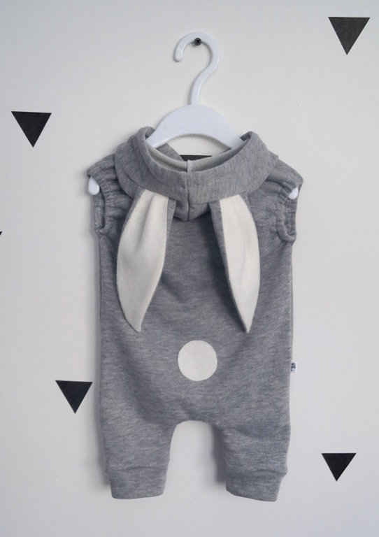 autumn winter baby boys clothes toddler infant baby rompers cotton rabbit ear newborn jumpsuit hoodie baby layette overalls baby clothes baby rompers winter christmas costumes for boys girl zipper rabbit ear newborn overalls jumpsuit children outerwear