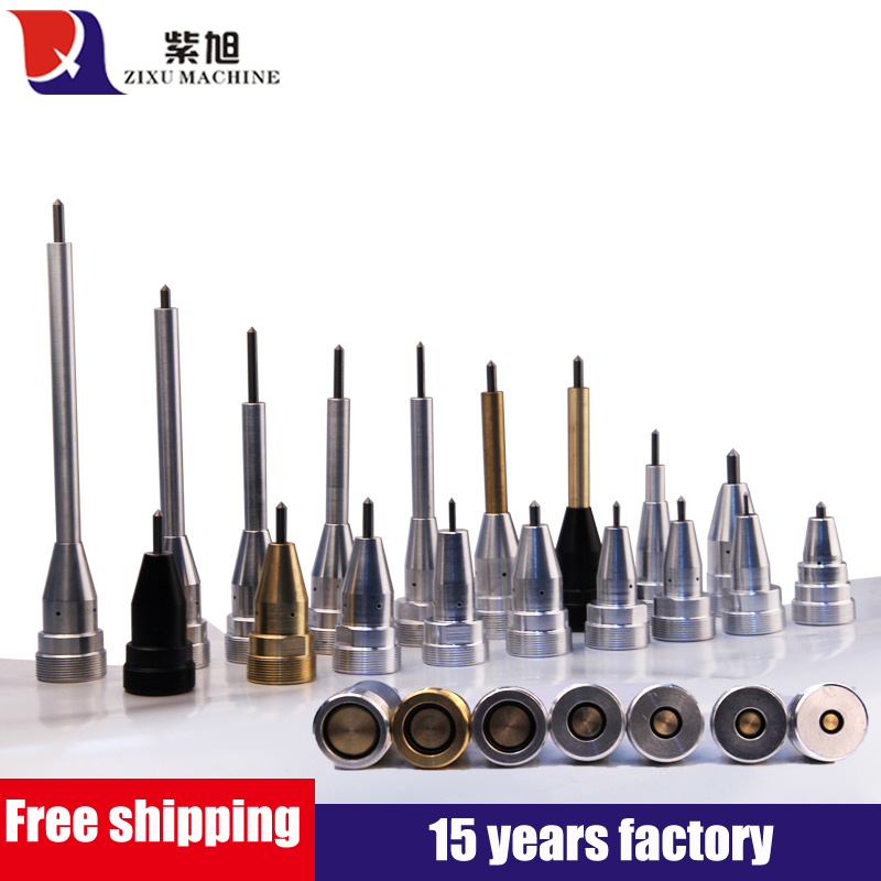 3/4/5/6 Mm German Alloy Tip Marking Pin Head Pneumatic Marking Pins Dot Peen Head Marking Needle Marking Stylus  Free Shipping