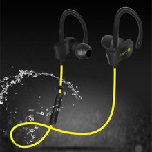 Sweatproof Headphones Bluetooth 4.1 Music Headset Wireless E