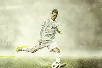 Cristiano Ronaldo Poster Portugal Football Posters Ronaldo Wall Stickers Soccer Wallpaper World Cup Canvas Prints 60