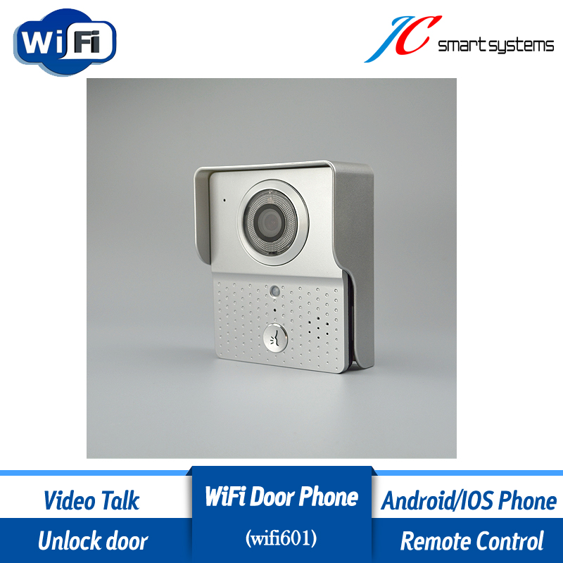 Smart Wifi Video Door Phone Wireless Motion Sensor Doorbell With Camera Designed for Home Security bw wireless wifi door