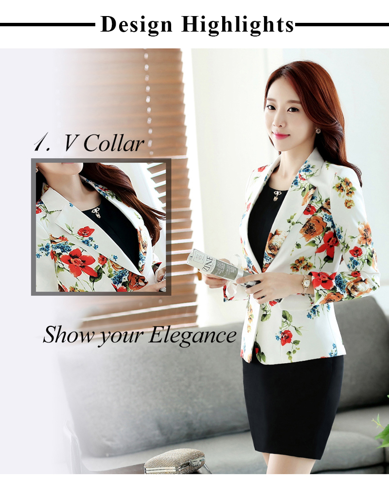 Ladies Blazer Fashion  (2)