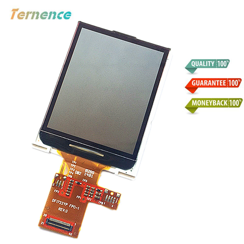 Skylarpu LCD Screen for GARMIN EDGE 510 510J bicycle speed meter LCD display Screen panel (No touch screen) DF1722YP FPC-1 REV:3 цены