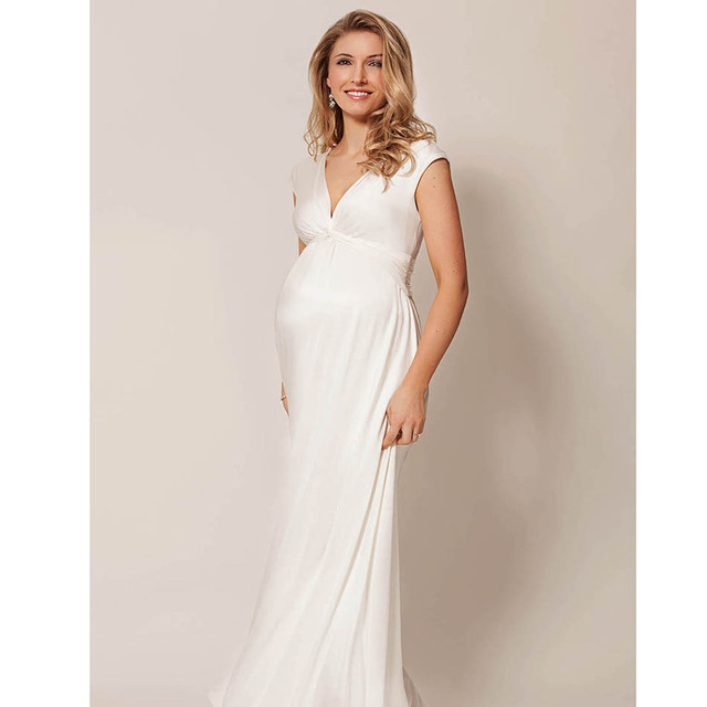 Sexy Spring Maternity Dresses