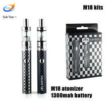 M18 kit 1300mah battery 0 5ohm