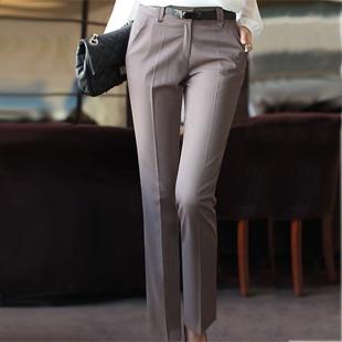 18c89609897 2016 New Spring Women Plus Size Pant Slim Pencil Pants Elegant Ol Work Wear  Pants