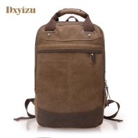 New Japan And Korean Canvas Backpacks Men Backpacks Bags For Laptop 14 Inch High Quality Backpack