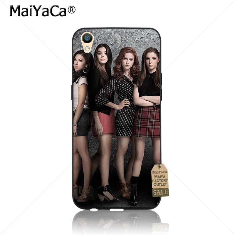 MaiYaCa pitch perfect Diy Luxury High-end Protector phone Case for OPPO R11 R9S PLUS R15 case for vivo X9 PLUS X20 PLUS CASE