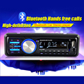 Bluetooth Car Stereo Audio In-Dash FM Aux Input Receiver SD USB MP3 Radio Player Car Electronics Subwoofer In-Dash 1 DIN WMAID3