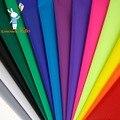 Comercio al por mayor de 1.7 Metro de Ancho x 10 Metros De Largo PU Recubierto al aire libre A Prueba de agua Tela de Nylon Ultraligero Kite Ripstop Tela de la Tienda 14 colores
