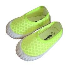 Детские сандалии 2016 новый стиль мягкое дно летние туфли дети mesh обувь для девушки парни повседневная обувь ребенка малыша обувь