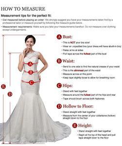 Image 5 - Suknia balowa 2 w 1 suknie ślubne 2020 odpinany pociąg koronkowe aplikacje suknie ślubne z perłami Vestido De Novias robe de mariee