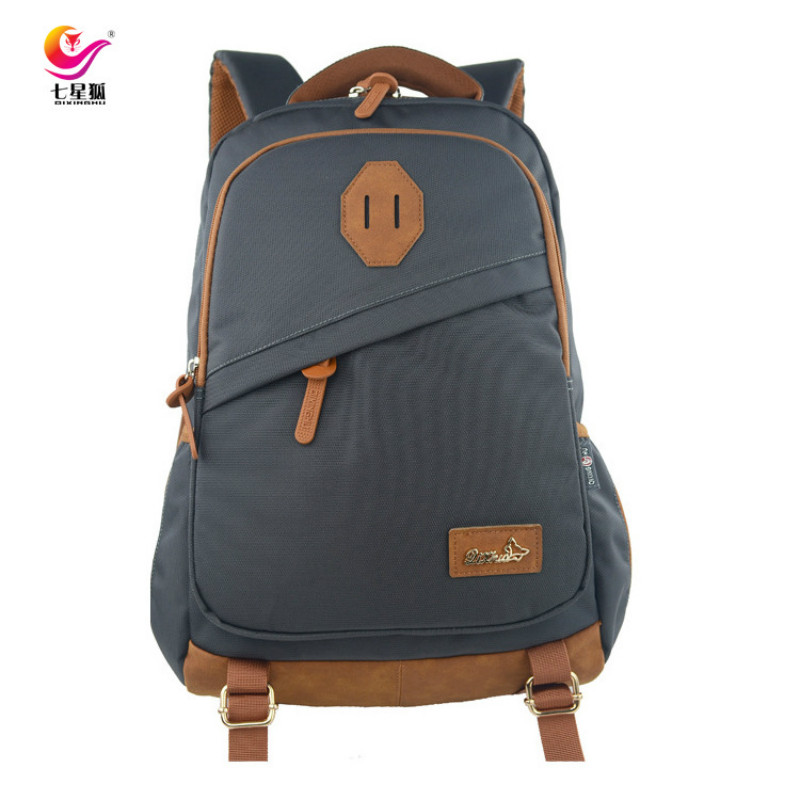 Male Leisure Laptop Backpack Mens Travel Bags 2018 Multifunction Rucksack Waterproof Oxford Computer Backpacks For Teenager