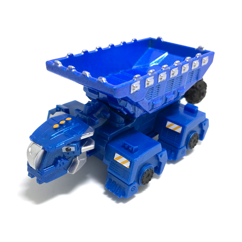 TON-TON Dinosaur Truck Removable Dinosaur Toy Car For Dinotrux Mini Models New Children's Gifts Toy Dinosaur Models Child Toys