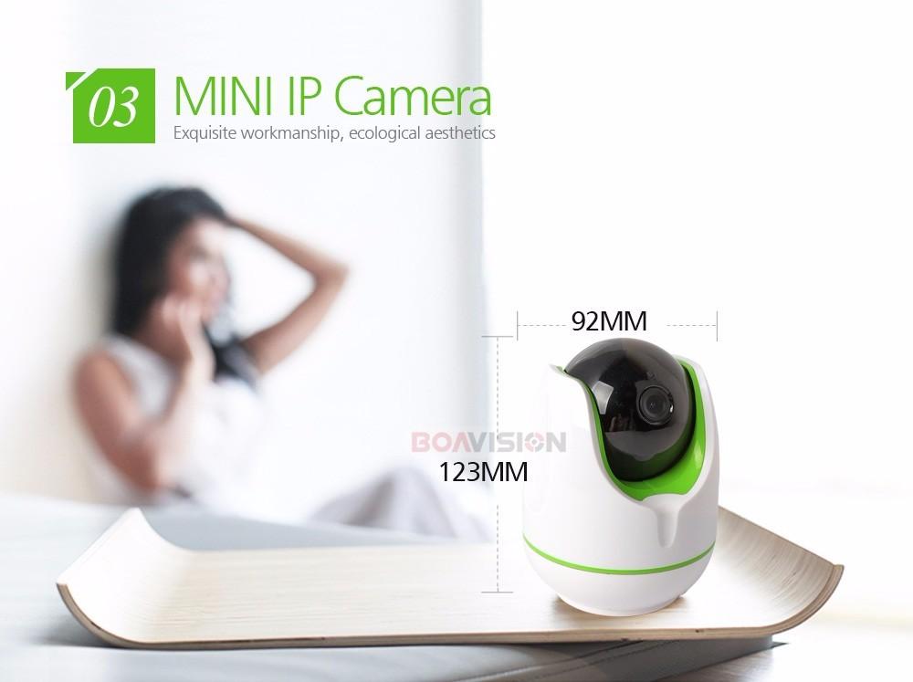 09 Wifi IP Camera