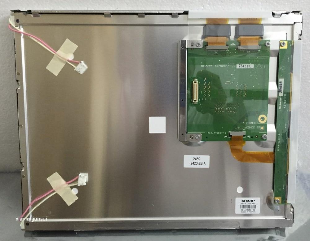 15 inch industrial LCD screen LQ150X1DG11 point resolution 1024 768