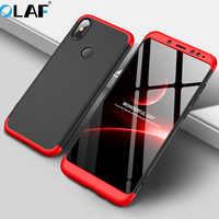 Funda para Xiaomi Redmi Note 5 Global 5 Plus funda 360 protección completa a prueba de golpes dura para Redmi 4X Note 5A pro 6 Pro S2 Y2 cubierta