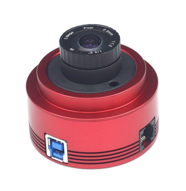 ZWO ASI178MC цветная астрономическая камера ASI, планетарная, солнечная, лучевая, направляющая, высокая скорость, USB3.0|camera|cameras cameracamera zwo | АлиЭкспресс