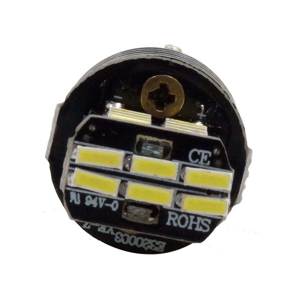 4Pcs Αυτόματο LED Canbus BAU15S 1156 4014 30 Σφάλμα SMD - Φώτα αυτοκινήτων - Φωτογραφία 5