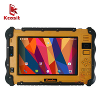 China Robuuste Industriële Waterdichte Tablet Telefoon PC UHF VHF PTT Radio 7