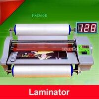 CNC плавная регулировка скорости модуляции fm360e горячей и холодной Ламинаторы горячей монтируется наклейки холодная установлен фото ламинир...