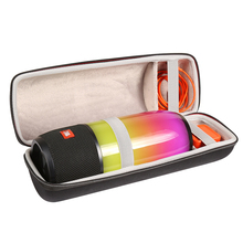New Hard EVA Carry Protective Speaker Bags Pouch Cover Bag Case for JBL Pulse 3 Pulse3 Bluetooth Speaker (only case)