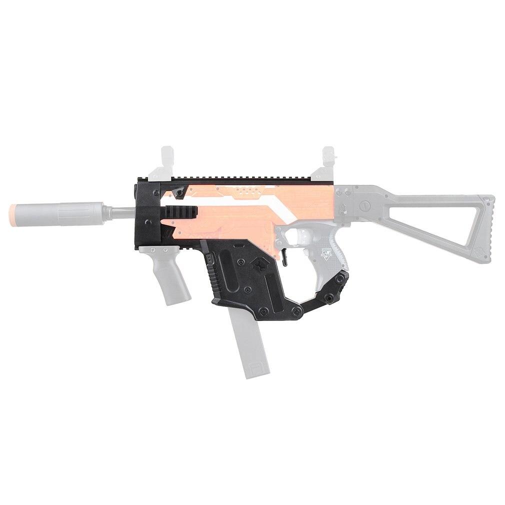 Haute Résistance En Plastique 3D Impression Modulaire MOD Kriss Vector Imitation Kit Combo Un 6 Articles pour Nerf STRYFE Modifier Jouets