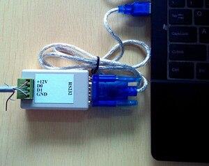 Image 4 - Seriële Poort RS232 naar Wiegand WG bidirectionele transmissie ASCII/HEX Voor Deur Toegangscontrole