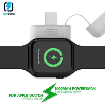 1000mAh Wireless Charger Powerbank For Apple Watch 1 2 3 4 mini power bank For iWatch 1 2 3 4 External Battery Charge Case USB https://gosaveshop.com/Demo2/product/1000mah-wireless-charger-powerbank-for-apple-watch-1-2-3-4-mini-power-bank-for-iwatch-1-2-3-4-external-battery-charge-case-usb/