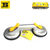 Wholesale Price BOSI 100kg Capacity Double Suction Cup Dent Puller Glass Mover Lifer Tools