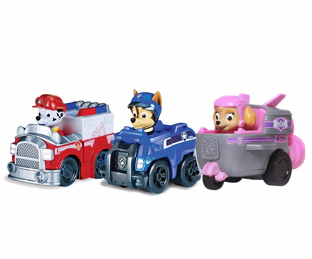 Paw Patrol Toy For Everyone : Pcs genuine paw patrol toy figure lot for kids new