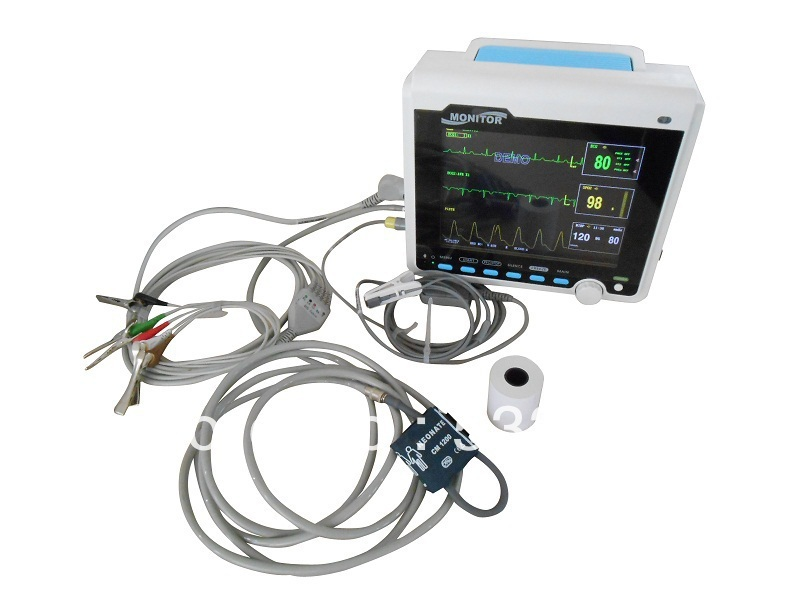 EMS Free ShippingCMS6000A Veterinary ICU Patient Monitor