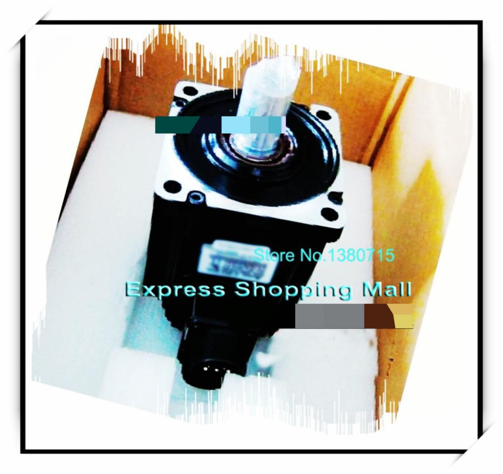 New Original ECMA-E11320RS 220V 2KW 9.55NM 2000rpm 130mm AC Servo Motor with oil seal  цена и фото