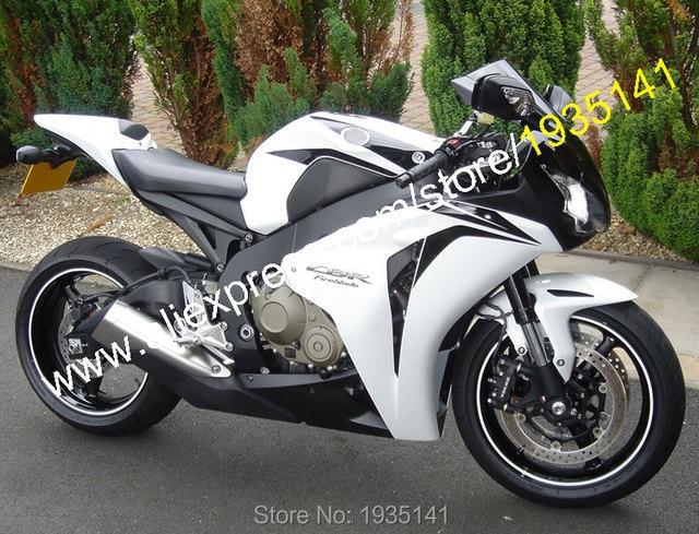 Hot Sales For Honda 08 09 10 11 Cbr1000rr Fireblade 2008 2009 2010 2011 White Black Motorcycle